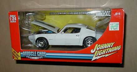 Die Cast Firebird And Trans Am Page