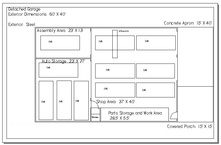 40x60 shop plans joy studio design gallery best design for 30x40 garage layout