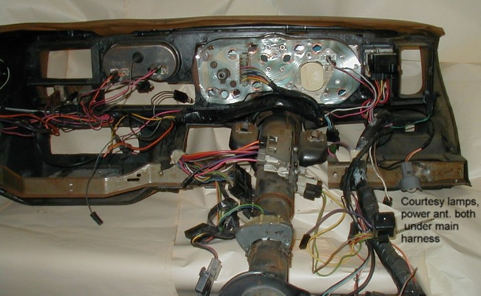 dash1 basic wiring harnesses for 1977 81 trans ams 1977 pontiac trans am wiring diagram at crackthecode.co