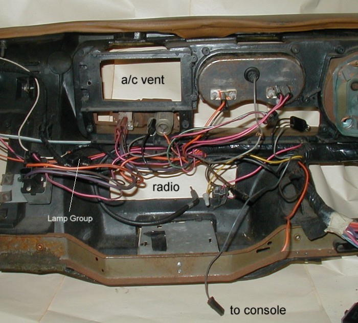 basic wiring harnesses for 1977 81 trans ams 1999 cadillac deville diagram 78 cadillac deville wiring diagram #35