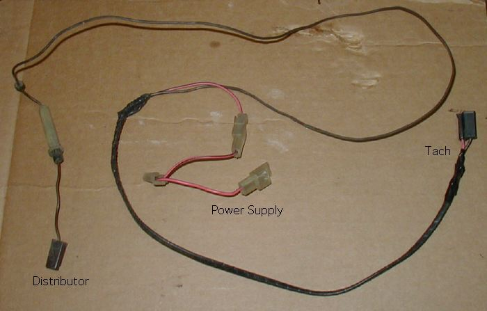 tach auxilary wiring harnesses for 1977 81 trans ams firebird wiring harness at crackthecode.co