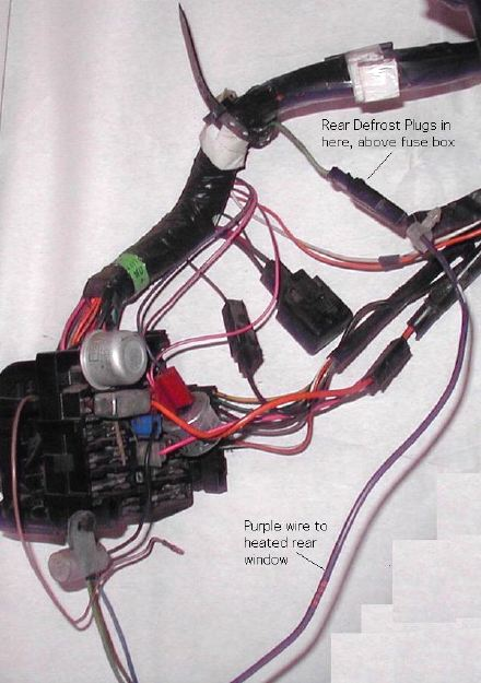 Auxilary Wiring Harnesses for 1977-81 Trans Ams on firebird radiator diagram, firebird 3 humbucker wiring, firebird headlights, firebird interior diagram, 1970 firebird dash diagram, firebird engine,